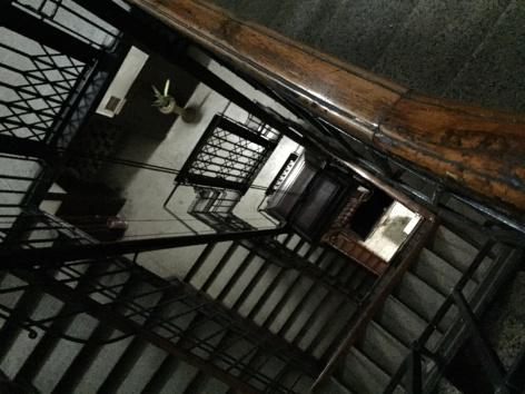 cairo stairway
