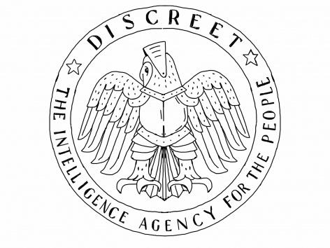 DISCREET_Logo